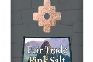 Fine Fair Trade Pink Salt