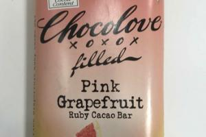 PINK GRAPEFRUIT RUBY CACAO BAR