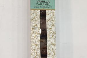 Salted Vanilla Caramel Milk Chocolate