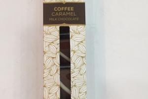 Coffee Caramel Milk Chocolate