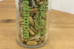 Organic Cardamom Green