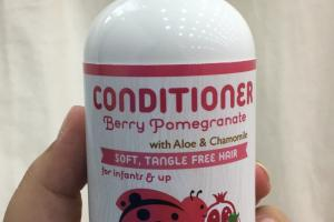 Soft, Tangle Free Hair Conditioner For Infants & Up
