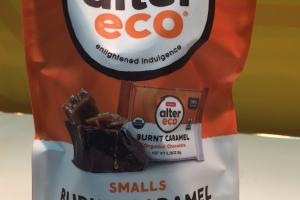 Smalls Dark Salted Organic Chocolate
