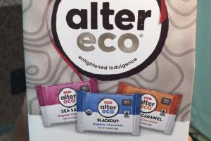 Holiday Medley Organic Dark Chocolate