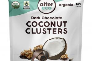ORIGINAL ORGANIC DARK CHOCOLATE COCONUT CLUSTERS