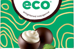 MINT CREME ORGANIC DARK CHOCOLATE TRUFFLES