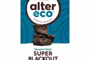 DEEPEST DARK SUPER BLACKOUT ORGANIC CHOCOLATE