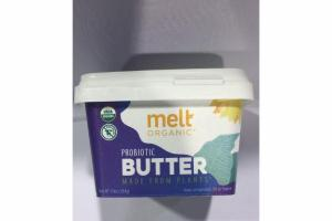 ORGANIC PROBIOTIC BUTTER