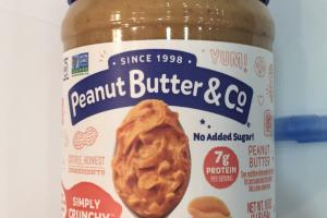 Simply Crunchy Peanut Butter