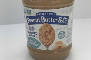 SIMPLY CRUNCHY PEANUT BUTTER SPREAD