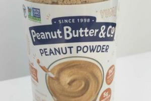 ORIGINAL PEANUT POWDER
