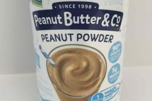 VANILLA PEANUT POWDER
