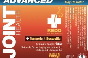 Joint Health Advanced + Turmeric & Boswellia Dietary Supplement