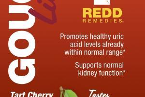Gough! Liquid Tart Cherry Formula Dietary Supplement