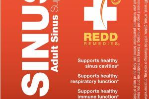 Sinus Adult Sinus Support Dietary Supplement