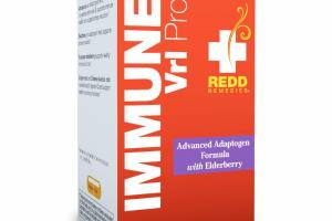 IMMUNE VRL PRO ADVANCED ADAPTOGEN FORMULA WITH ELDERBERRY DIETARY SUPPLEMENT VEGETARIAN CAPSULES