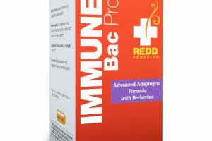 IMMUNE BAC PRO ADVANCED ADAPTOGEN FORMULA WITH BERBERINE DIETARY SUPPLEMENT VEGETARIAN CAPSULES