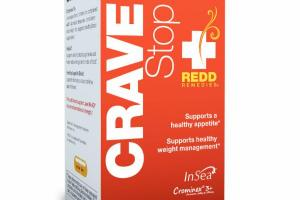 CRAVE STOP DIETARY SUPPLEMENT VEGETARIAN CAPSULES