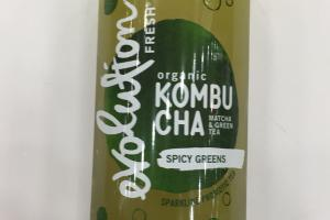 Organic Kombucha Matcha & Green Tea