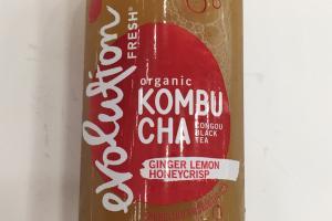 Organic Kombucha Congou Black Tea