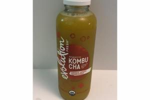 GINGER LEMON HONEYCRISP ORGANIC KOMBU CHA CONGOU BLACK TEA