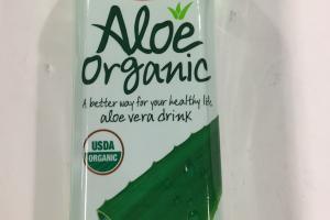 Organic Aloe Vera Drink