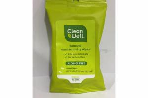 ORIGINAL BOTANICAL HAND SANITIZING WIPES