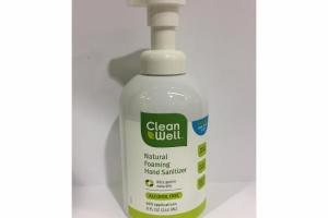 ORIGINAL NATURAL FOAMING HAND SANITIZER