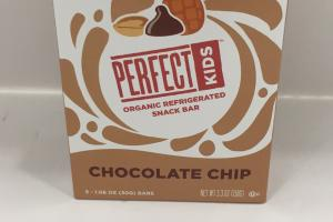 Organic Refrigerated Snack Bar