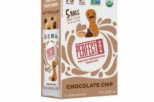 CHOCOLATE CHIP ORGANIC REFRIGERATED SNACK BAR