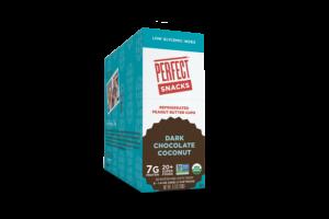 DARK CHOCOLATE COCONUT PEANUT BUTTER CUPS