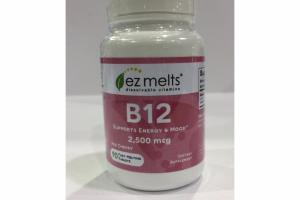 RED CHERRY B12 SUPPORTING ENERGY & MOOD TABLETS DIETARY SUPPLEMENT