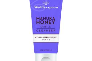 Manuka Honey Gentle Cleanser With Blueberry Fruit Extract
