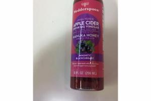 IMMUNITY BLACKCURRANT APPLE CIDER DRINKING VINEGAR