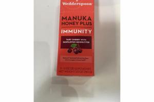 MANUKA HONEY PLUS IMMUNITY