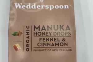 FENNEL & CINNAMON MANUKA HONEY DROPS