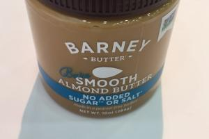 Bare Smooth Almond Butter