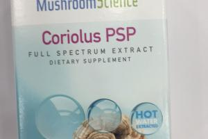 Coriolus Psp Full Spectrum Extract Dietary Supplement