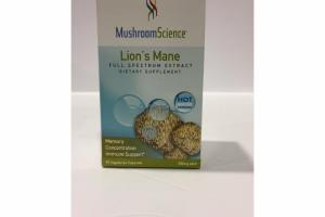 LION'S MANE FULL SPECTRUM EXTRACT DIETARY SUPPLEMENT