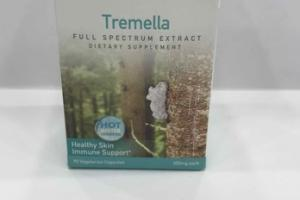 TREMELLA FULL SPECTRUM EXTRACT DIETARY SUPPLEMENT