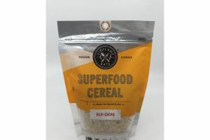 GOJI-CACAO SUPERFOOD CEREAL