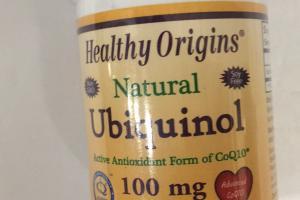 Natural Ubiquinol  Dietary Supplement