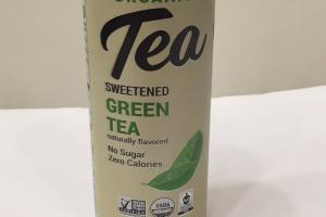 Sweetened Green Tea