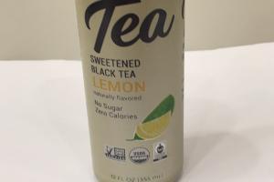 Sweetened Black Tea