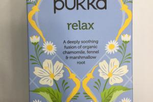 Relax Herbal Tea Sachets