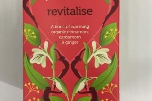 Herbal Tea Sachets Revitalise