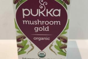 ORGANIC MUSHROOM GOLD HERBAL SUPPLEMENT CAPSULES