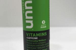 VITAMINS +CAFFEINE HYDRATION EFFERVESCENT VITAMIN SUPPLEMENT BLACKBERRY CITRUS