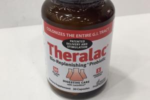 Bio-replenishing Probiotic Dietary Supplement
