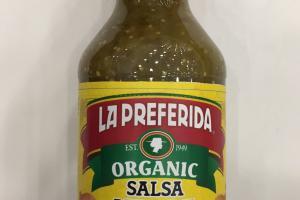 Organic Salsa Verde